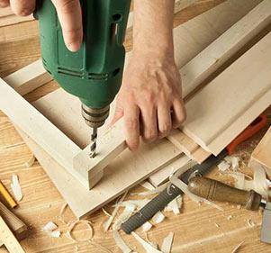 نجارة وأعمال خشبية