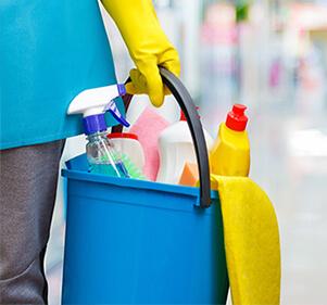 تنظيف المنزل للمرة الواحدة - اكثر من 190 م